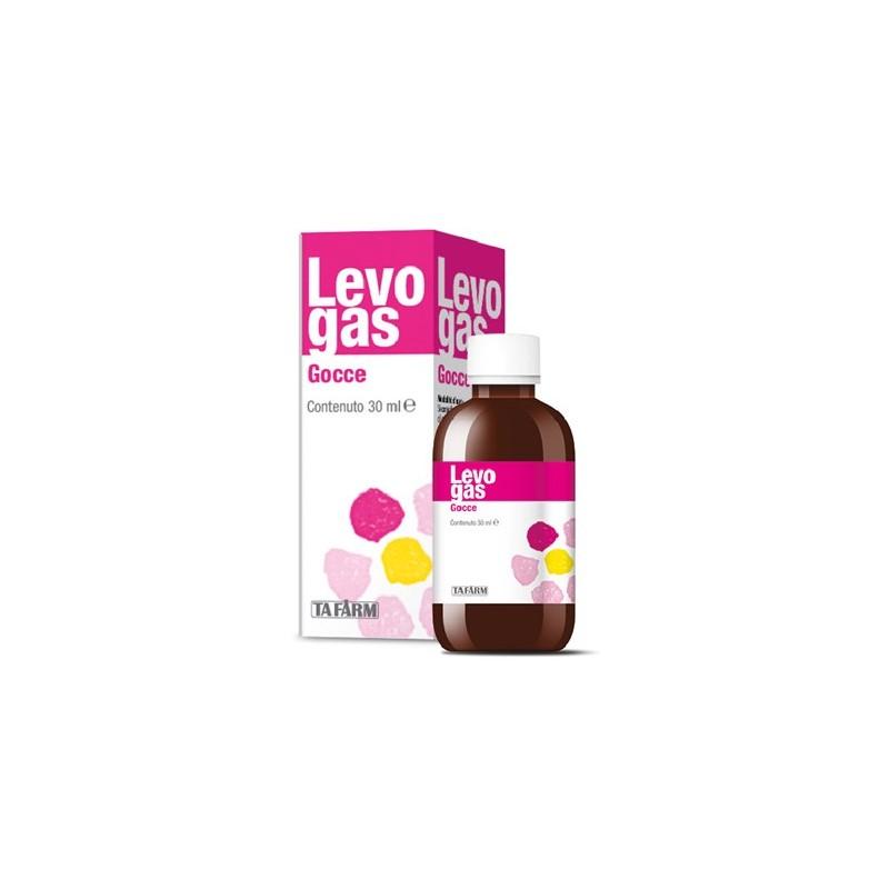TAFARM - Levogas Gocce 30 ml - integratore per la funzione digestiva
