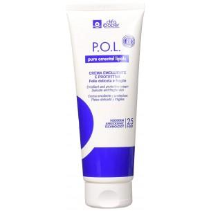 POL crema emolliente protettiva per pelle secca sottile e fragile 250 ml