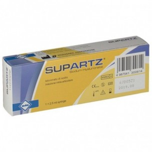 Spuartz - siringa preriempita intra-articolare 2,5 ml