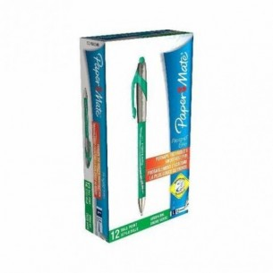 Flexgrip Elite - 12 penne a sfera - verde