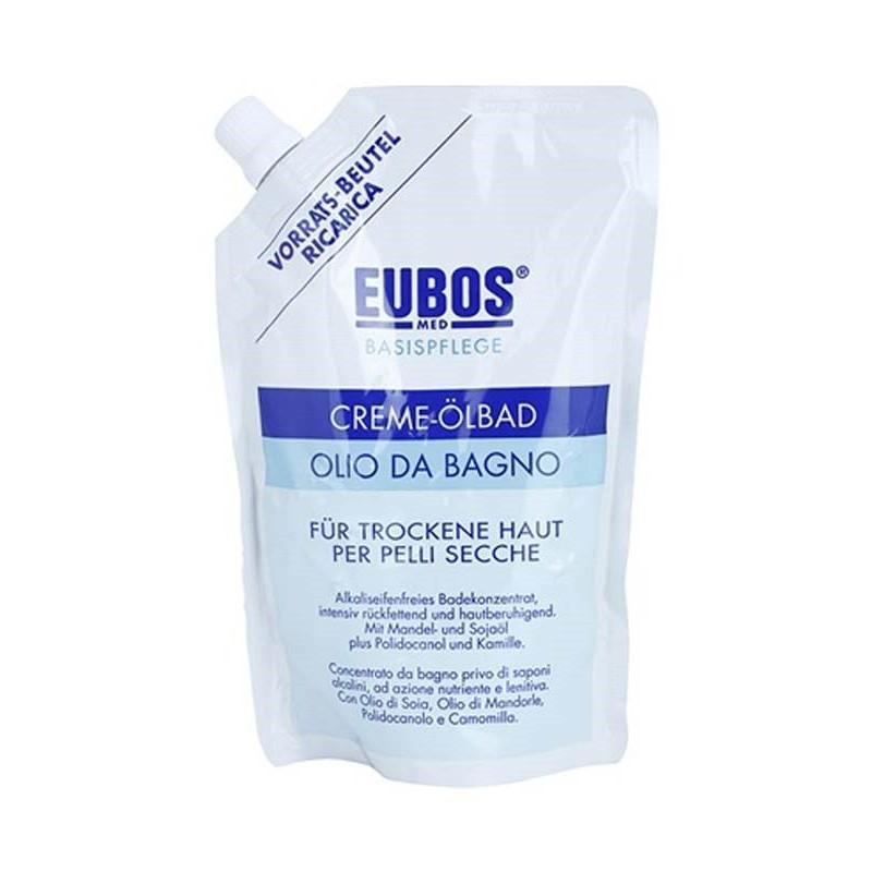 MORGAN - Eubos - Olio da Bagno per pelli secche Ricarica 400 ml