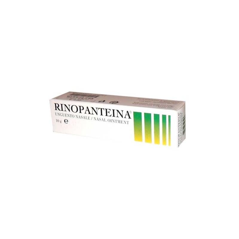 DMG ITALIA - Rinopanteina unguento nasale 10 g