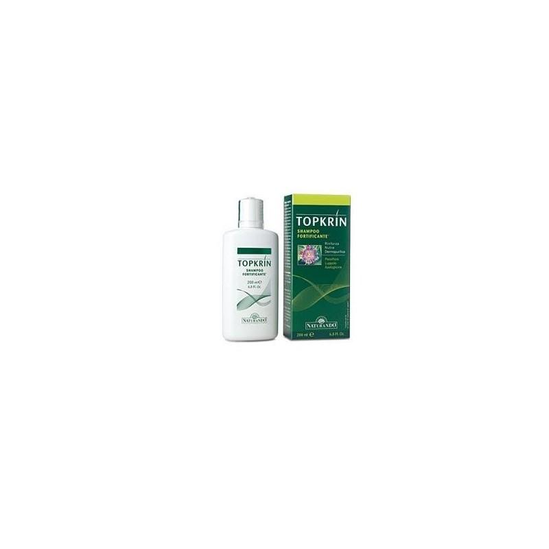 NATURANDO - Topkrin - Shampoo Fortificante anticaduta 200 ml