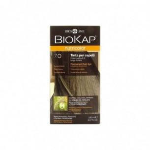 biokap nutricolor - tintura per capelli 7.0 Biondo Medio