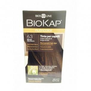 biokap nutricolor - tintura per capelli 6.3 Biondo Oro Scuro