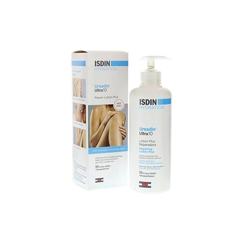 ISDIN - Ureadin Ultra 10 - Lotion Plus Riparatrice 400 ml