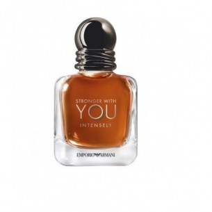 stronger with you intensely emporio armani - eau de parfum uomo 30 ml vapo