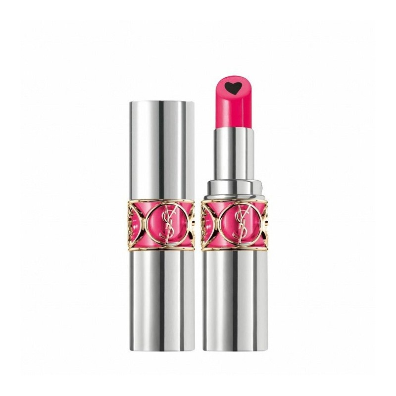 Yves Saint Laurent - Volupté Plump-In-Colour - Rossetto n.2 dazzling fuchsia