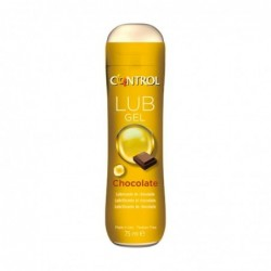 Lub gel Chocolate - Gel Lubrificante Aroma Cioccolato 75 ML