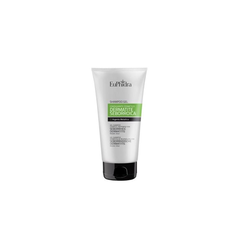 EUPHIDRA - Shampoo Gel per dermatite seborroica 200 ml