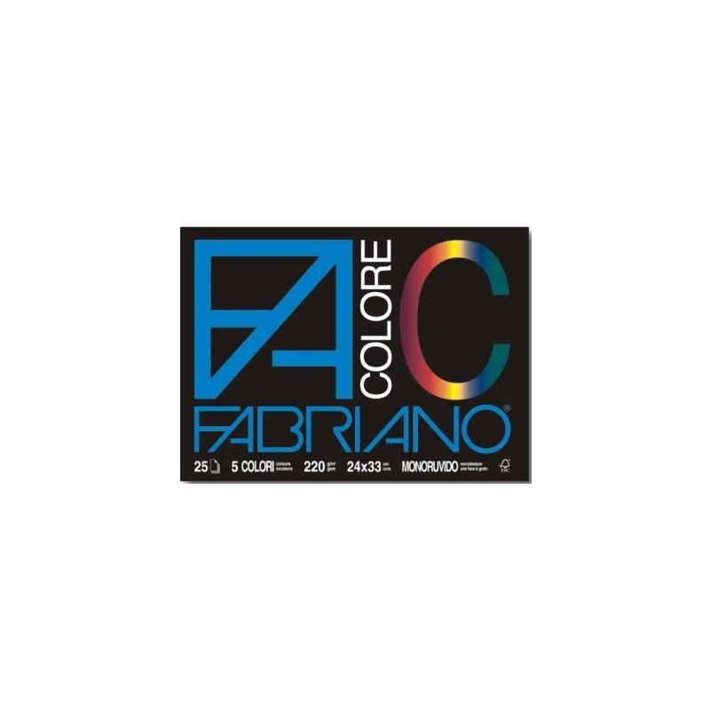 FABRIANO - Album da Disegno 24x33 cm (Cellophane Esterno Danneggiato)