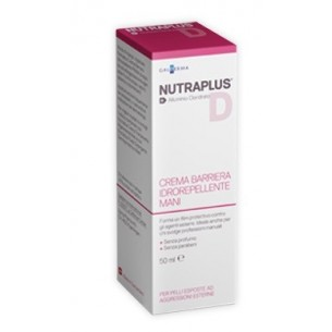 Nutraplus D - Crema barriera idrorepellente mani 50 ml