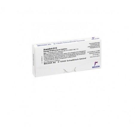WELEDA - arandisit d15 - rimedio omeopatico 8 fiale da 1 ml