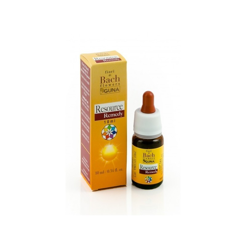 Guna - Fiori di Bach resource remedy gocce 10 ml