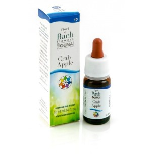 Fiori di Bach 10 crab apple gocce 10 ml