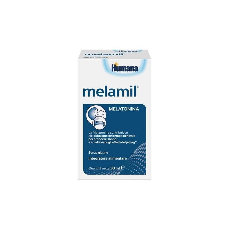 HUMANA - Melamil Humana gocce 30 ml