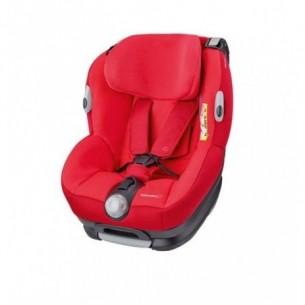 Opal - Seggiolino Auto gruppo 0+/1 (0-18kg) vivid red