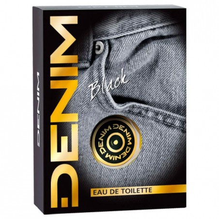 DENIM - black - eau de toilette uomo 100 ml vapo
