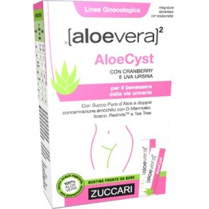 AloeCyst 20 stick - integratore alimentare per le vie urinarie