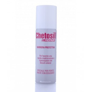 Chetosil Repair - spray barriera protettiva per cicatrizzazione cutanea 125 ml