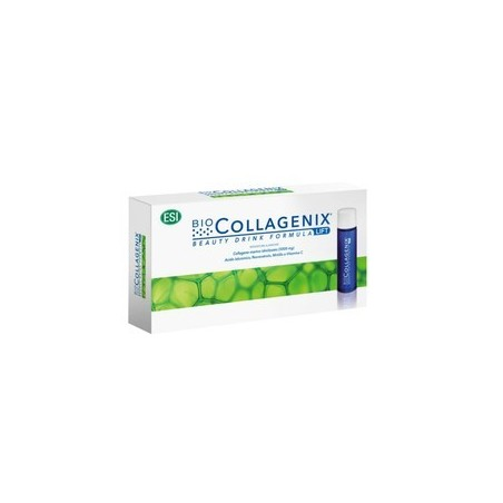 ESI - Biocollagenix 10 Mini Drink - integratore a base di collagene marino