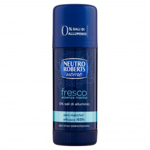 deodorante da uomo Fresco essenza Marina stick 40 ml
