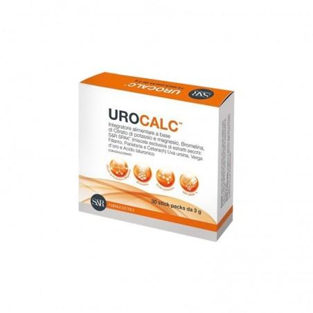 S&R FARMACEUTICI - Urocalc 30 stick - Integratore alimentare per le vie urinarie