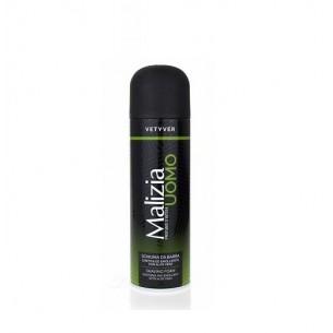 Vetiver - Schiuma da barba con aloe vera 300 ml