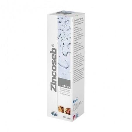 I.C.F. - zincoseb spray seboequilibrante per cani e gatti 200 ml