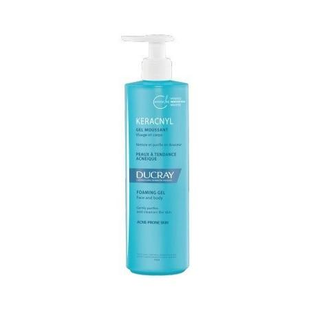 DUCRAY - Keracnyl - Gel Detergente 400 ml