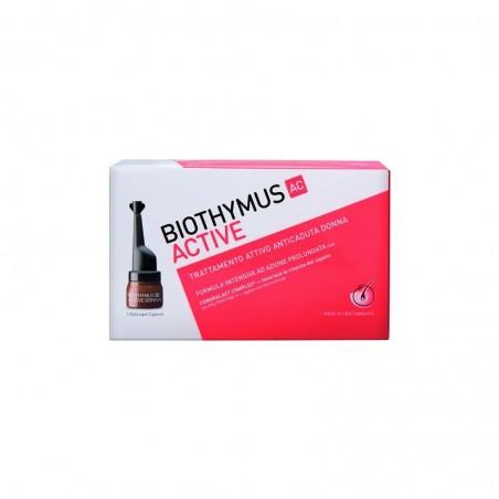 MYLAN - biothymus-ac active trattamento anticaduta donna 10 fiale