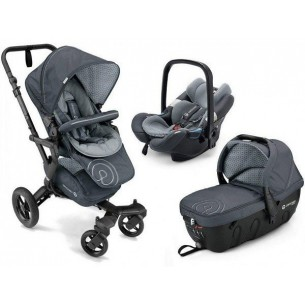 Trio Concord Neo Travel Set - sistema modulare Steel Grey