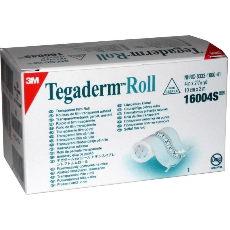 3M ITALIA - Tegaderm Roll - 1 rotolo cm10x 2m