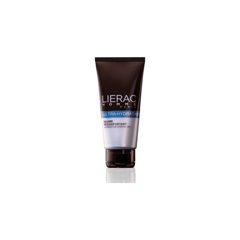 LIERAC - homme baume reconfortant dopobarba  ultra idratante 50 ml