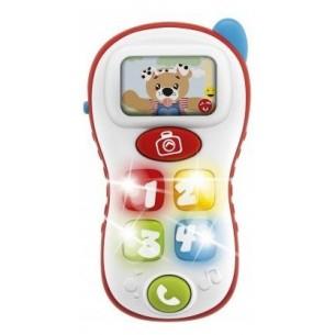 A B C selfie phone - telefono bilingue