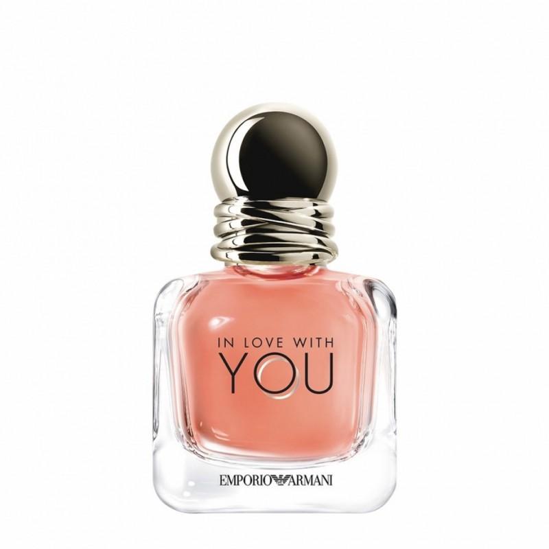GIORGIO ARMANI - Emporio Armani - In Love With You eau de parfum donna 30 ml vapo
