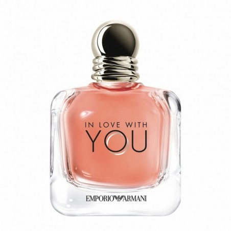 GIORGIO ARMANI - Emporio Armani - In Love With You eau de parfum 100 ml