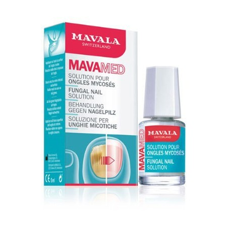 MAVALA - Mavamed - soluzione per unghie micotiche 5 ml
