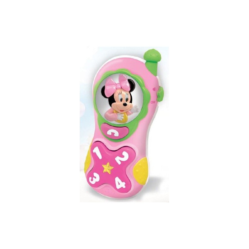 Giocattolo  Minnie Il Telefono Canterino