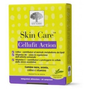 Skin care cellufit - integratore alimentare 60 compresse