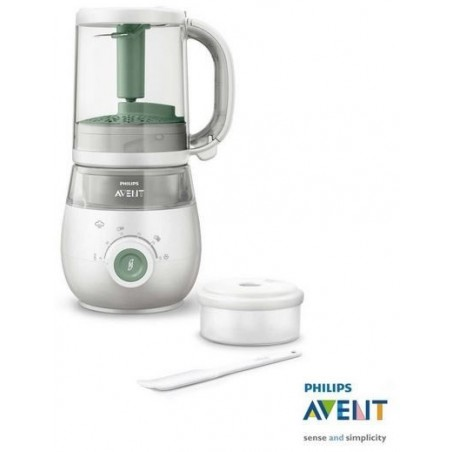 AVENT - Robot da Cucina omogeneizzatore EasyPappa 4-in-1