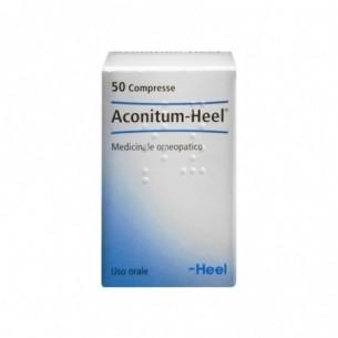Aconitum Heel -  medicinale omeopatico 50 compresse
