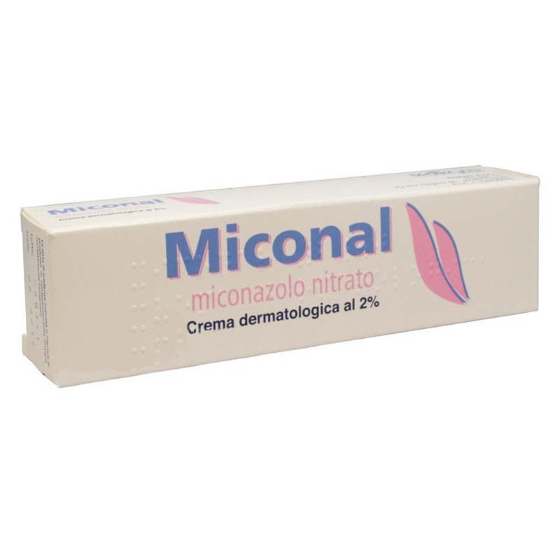 Miconal 2% Crema Vaginale - trattamento della candida 78 g + applicatori