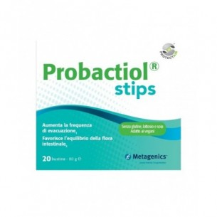Probactiol Stips - Integratore a base di probiotici 20 bustine