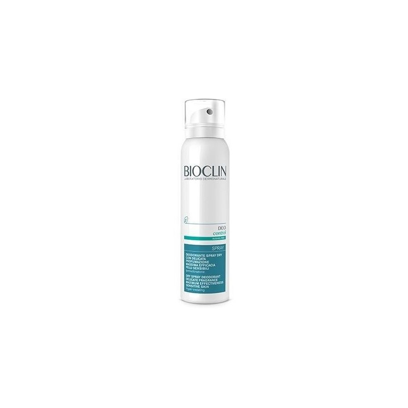 BIOCLIN - Deo Control - Deodorante Spray con profumazone delicata 150 ml