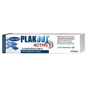 Plak Out Active 0,20% Dentifricio 75 ml