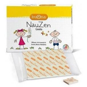 nauzen - 12 cerotti diffusori contro la nausea