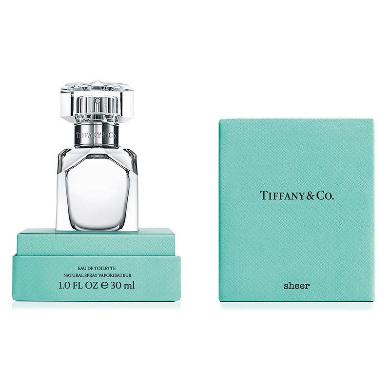 TIFFANY & CO. - Sheer - Eau de Toilette donna 30 ml vapo
