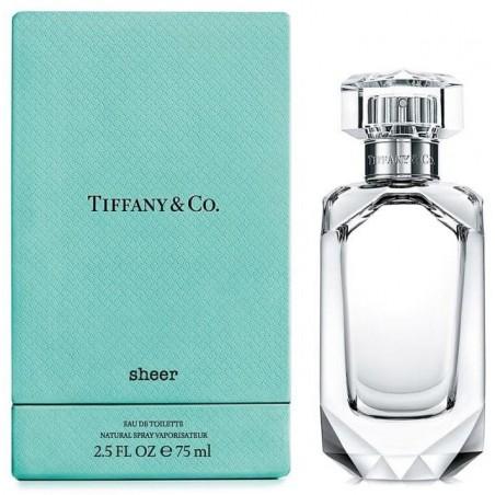 TIFFANY & CO. - Sheer - Eau de Toilette donna 75 ml vapo
