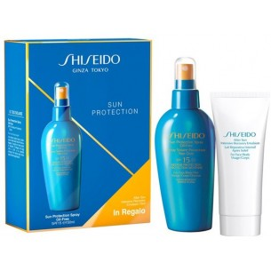 Sun Protection Spray Oil-free SPF15 150 ml + Emulsione doposole 75 ml